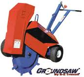 EZ TRENCHER GROUND SAW